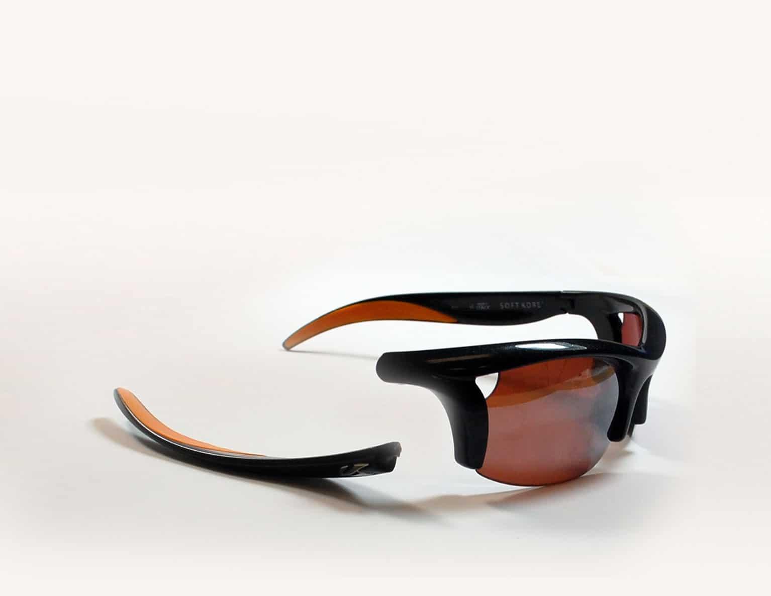 Broken Plastic Eyewear Arms