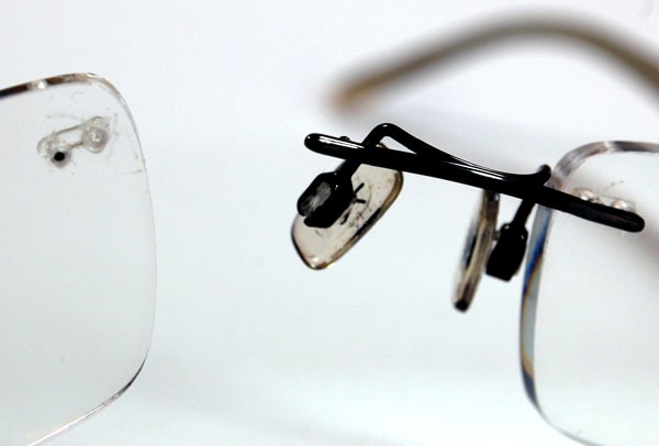 Repair Broken Eyeglasses Nose Bridge | fixmyglasses