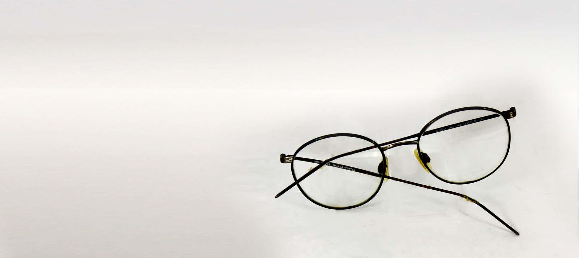 Fix Bent Glasses Frame