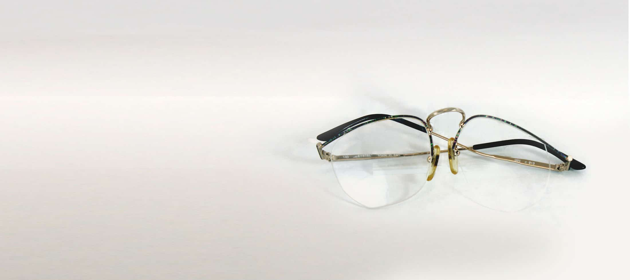 Rimless Eyeglass Frames Repair : Overhauling Rimless Glasses