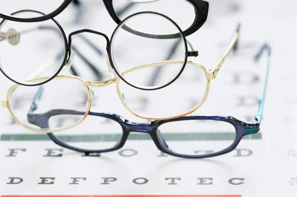 Glasses Frame Adjustment : Eye Glass Frame Adjustment Tips